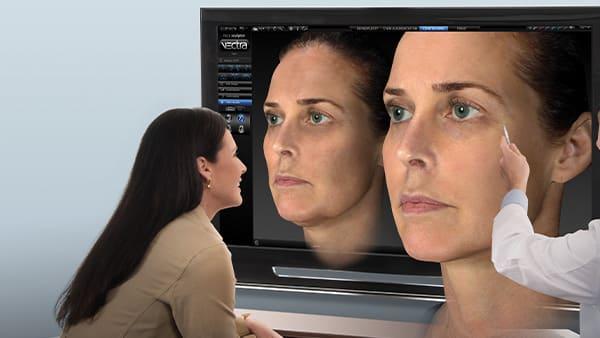 vectra 3d crisalix virtual aesthetics crisalix 3d simulation docteur federico loreto chirurgien esthetique paris 16 chirurgie avant apres